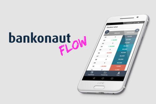 Majitelé Androidů už mohou Bankonauta používat přímo v nové aplikaci. obrázek
